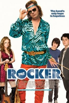 """The Rocker"". It wasn't even that good of a movie..."